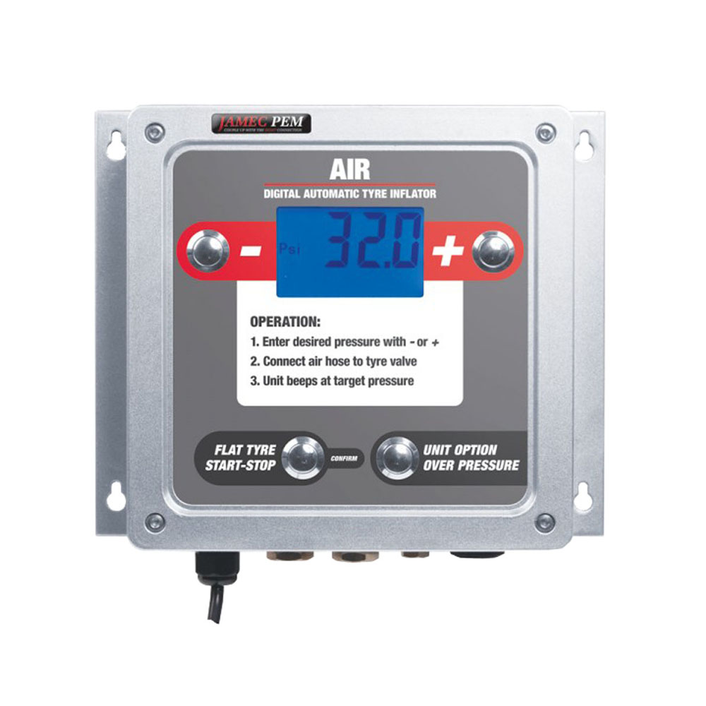 Digital Inflator Wall Mounted George Stock And Company