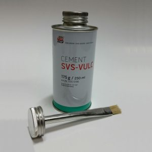 Vulcanising fluid