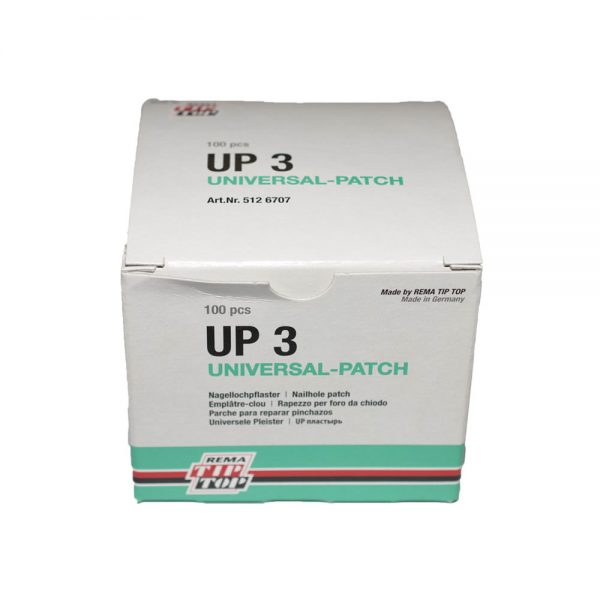 Universal Patch - UP3, 27mm, each, box 100